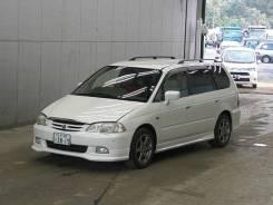 Рамка радиатора. Honda Odyssey, RA6 Двигатель F23A