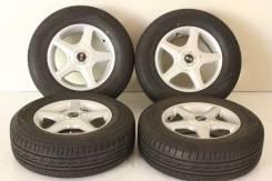 Летний шины 205/70R15 Bridgestone Playz RV 2 штуки