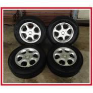 215/65R15 Комплект летних колес очень дешево!