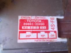 Блок управления двс. Toyota Vista, SV40 Двигатель 4SFE