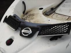 Решетка радиатора. Nissan Wingroad, Y12 Двигатель HR15DE