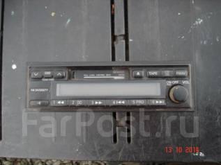 Магнитола. Nissan Stagea, WGNC34 Двигатель RB25DET