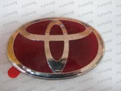Эмблема. Toyota RAV4 Toyota Highlander Toyota Land Cruiser Prado