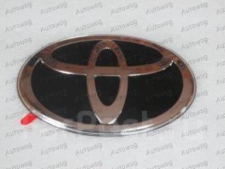 Эмблема. Toyota RAV4 Toyota Land Cruiser Prado, GDJ150, GDJ150L, GDJ150W, GRJ120, GRJ120W, GRJ150, GRJ150L, GRJ150W, KDJ120, KDJ120W, KDJ150, KDJ150L...