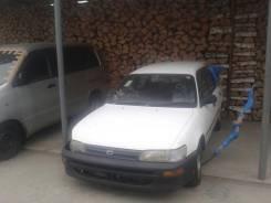 Toyota Corolla. EE103, 5E