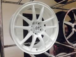 Sakura Wheels. 8.0x17, 5x114.30, ET38, ЦО 73,1мм.