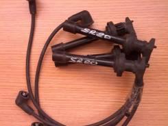 Высоковольтные провода. Nissan Avenir, PW11 Двигатель SR20DE