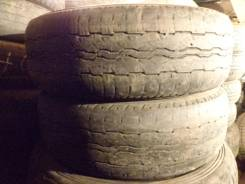 Bridgestone Dueler H/T D687. Всесезонные, износ: 60%, 2 шт