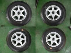215/80/R15 Комплект зимних колес очень дешево!
