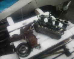 Коллектор выпускной. Nissan Bluebird Двигатели: SR18DI, SR18DE, SR18