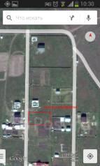Участок 10 соток, п. Западный, Хомутово. 1 000 кв.м., собственность, электричество, от частного лица (собственник)