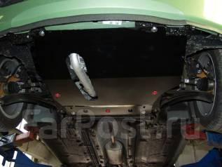 Защита двигателя. Nissan March
