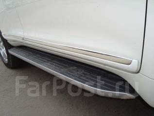 Накладка на дверь. Toyota Land Cruiser Prado