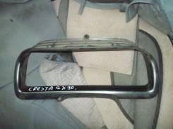 Консоль панели приборов. Toyota Cresta, GX90