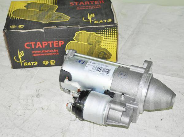 Стартер для уаза 409 двигатель