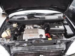 Крышка двигателя. Toyota Harrier, MCU15W Двигатель 1MZFE