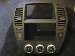 Блок управления климат-контролем. Nissan Bluebird Sylphy, KG11 Двигатель MR20DE