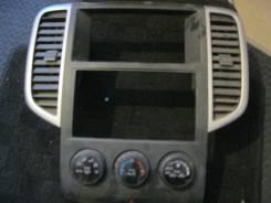 Блок управления климат-контролем. Nissan Wingroad, Y12 Двигатель HR15DE
