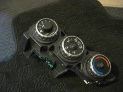 Блок управления климат-контролем. Toyota Ractis, SCP100 Двигатель 2SZFE