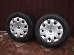 Продам шины с дисками. x15