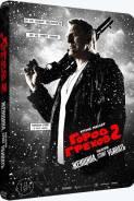 Город грехов 2: Женщина, ради которой стоит убивать (DVD)