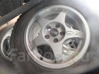 Отличный комплект зимних шин 215/70R16 на литье OZ-Racing 5х114.3. 7.0x16 5x114.30