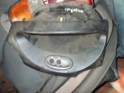 Консоль панели приборов. Toyota Funcargo, NCP20