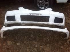 Бампер с губой на Mazda premacy