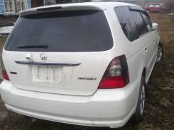 Honda Odyssey. RA6