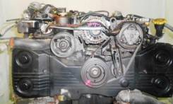 Двигатель в сборе. Subaru Forester, SF5, SF9, SF Двигатель EJ20T