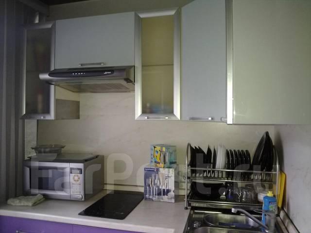 2-комнатная, проспект Красного Знамени 109. Толстого (Буссе), 50кв.м. Кухня