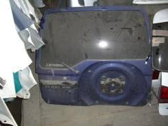 Дверь багажника. Mitsubishi Pajero Mini, H56A, H53A