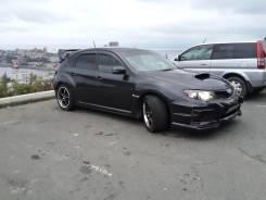 Бампер. Subaru Impreza WRX STI, GRB, GR Subaru Impreza, GH2, GH, GH3, GH6, GH8, GRB, GH7