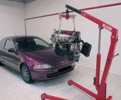 Замена двигателей и трансмиссии