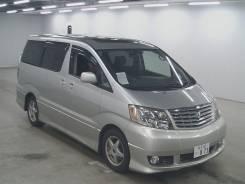 Toyota Alphard. ANH15, 2AZ
