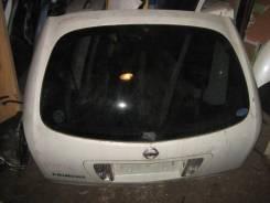 Дверь багажника. Nissan Primera, WTNP12, WTP12 Nissan Primera Wagon, WTNP12, WTP12