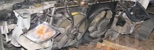 Радиатор охлаждения двигателя. Toyota Ipsum, SXM10, SXM10G. Под заказ