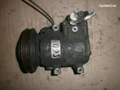 Компрессор кондиционера. Kia Spectra Двигатели: S6D, S5D