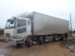 Mitsubishi Fuso Super Great. , 12 023 куб. см., 10 100 кг.