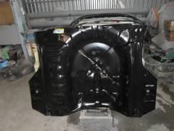 Панель пола багажника. Chevrolet Lacetti