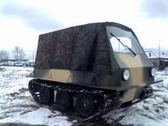 """Вездеход """"ЖУК-53"""". 1 800куб. см."""