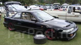 Обвес кузова аэродинамический. Honda Integra, DA6. Под заказ