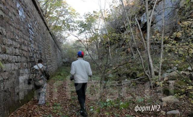 Владивостокская крепость, экскурсии