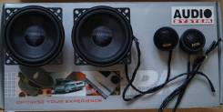 Компонентная акустика Audio System MX 100 PLUS