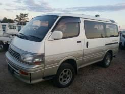 Toyota Hiace. KHZ106, 1KZ