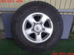 R16 колеса с зимней резиной Bridgestone DM-V1 275/70 (Япония)