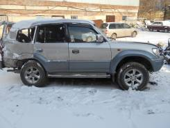 Toyota Land Cruiser Prado. 5VZFE