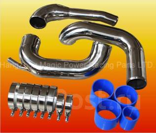 Интеркулер. Nissan Silvia, S13, S14, S15 Nissan 200SX Nissan 180SX Двигатель SR20DET