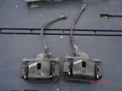 Суппорт тормозной. Nissan Stagea, WGNC34 Двигатель RB25DET