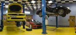 Ремонт моторов, турбин, коробок передач и подвески любой сложности.